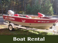Boat Rental Rates