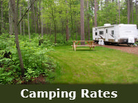 Camping rates tile